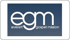 EGM Everett Gospel Mission Logo