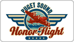 Puget Sound Honor Flight Logo