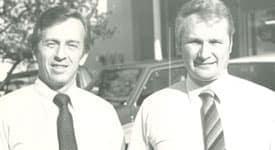 Arne and Bob