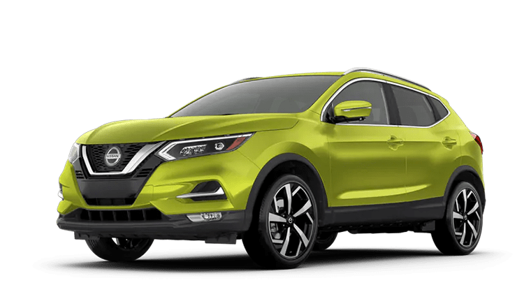 2020 Nissan Rogue Sport Green
