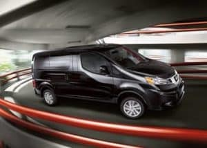 Commercial NV200 ramp