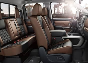 Titan Seats