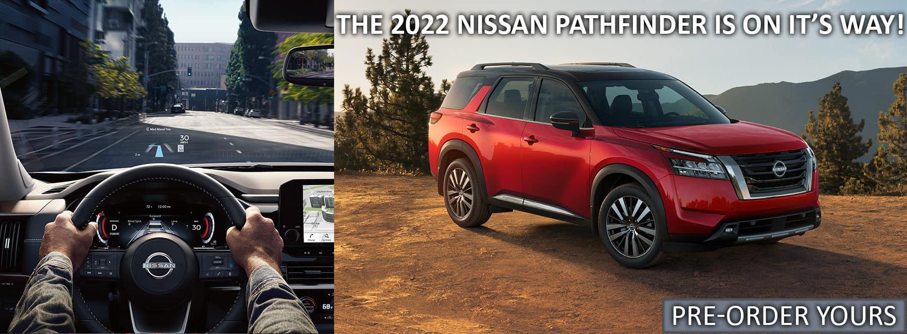 2022 Pathfinder
