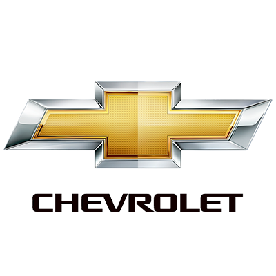 Gold & Black Chevrolet Logo