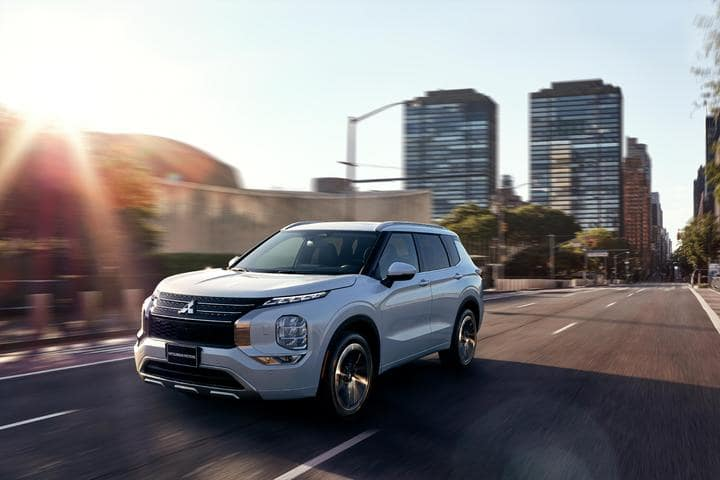 SUV Downtown