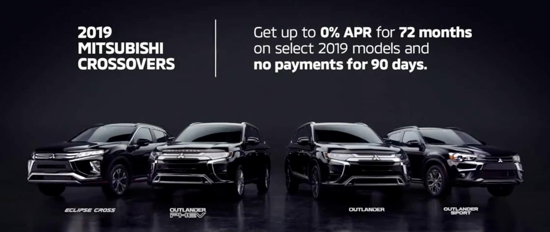0% APR for 72 Months on Select Models Deal