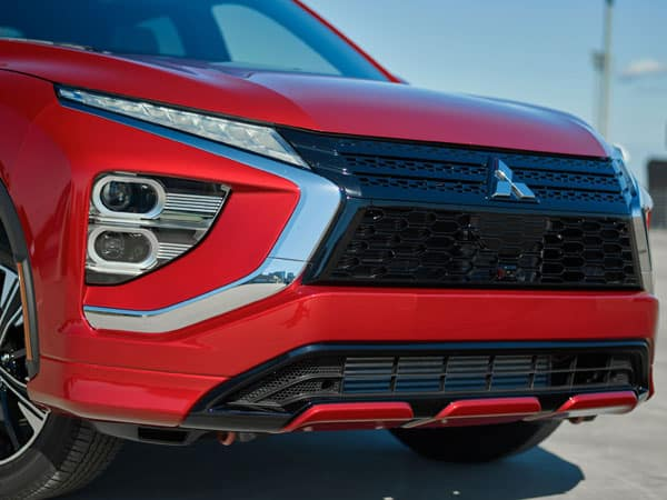 2022 Mitsubishi Eclipse Cross Front End & Grille