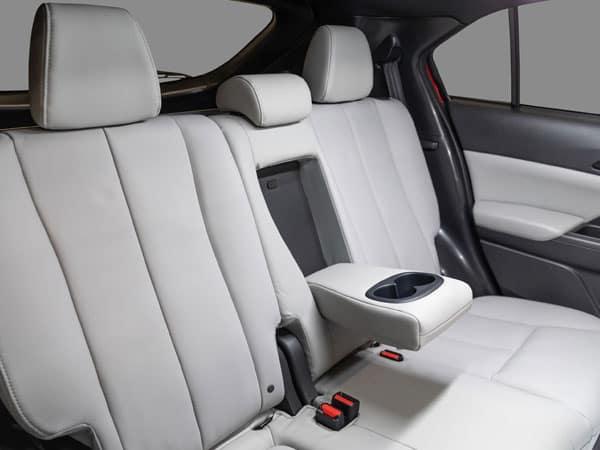 2022 Mitsubishi Eclipse Cross Interior & Rear Seats