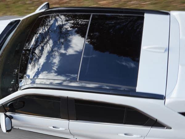 2022 Mitsubishi Eclipse Cross Sunroof