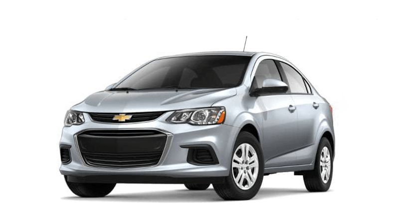 2019 Chevrolet Sonic LS Manual