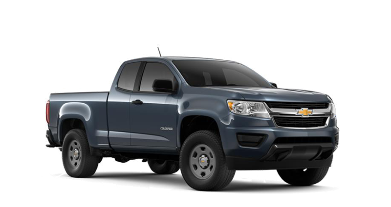2019 Chevy Colorado hero