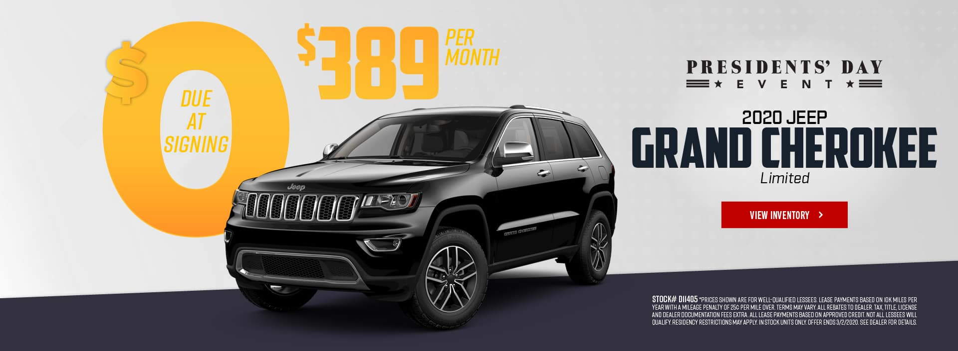 2020 Jeep Grand Cherokee Special in Madison, OH