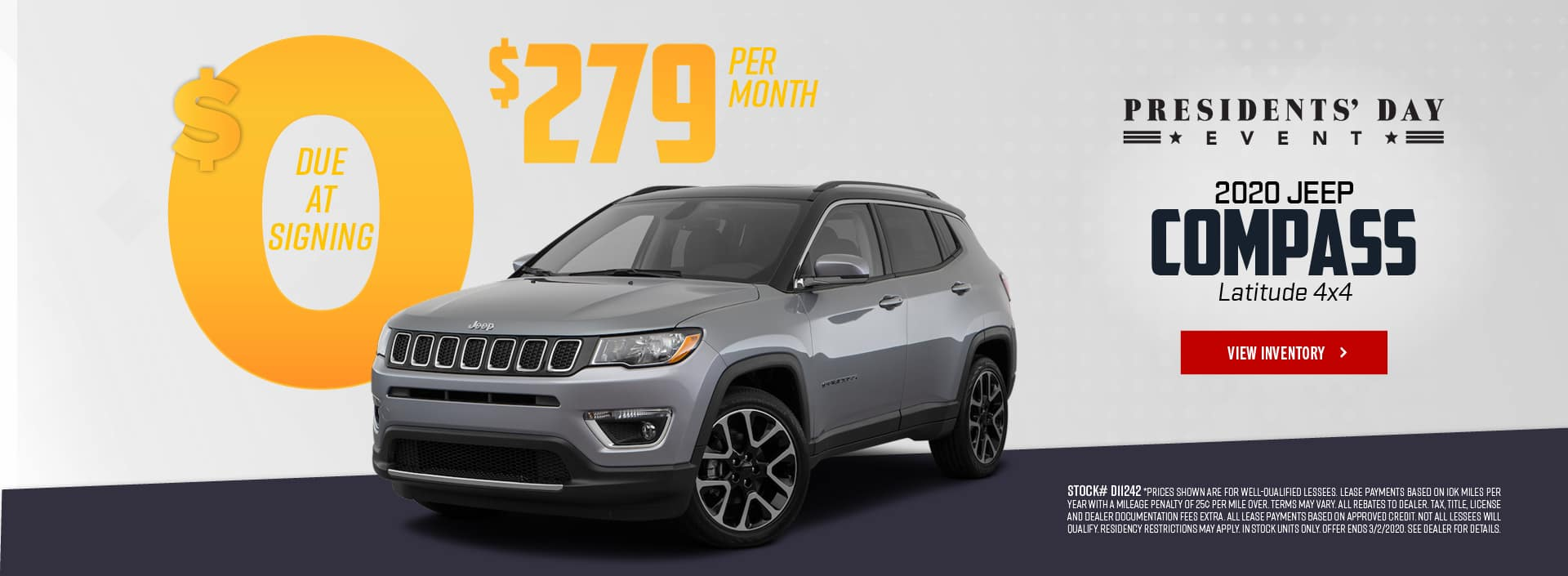 2020 Jeep Compass Special in Madison, OH