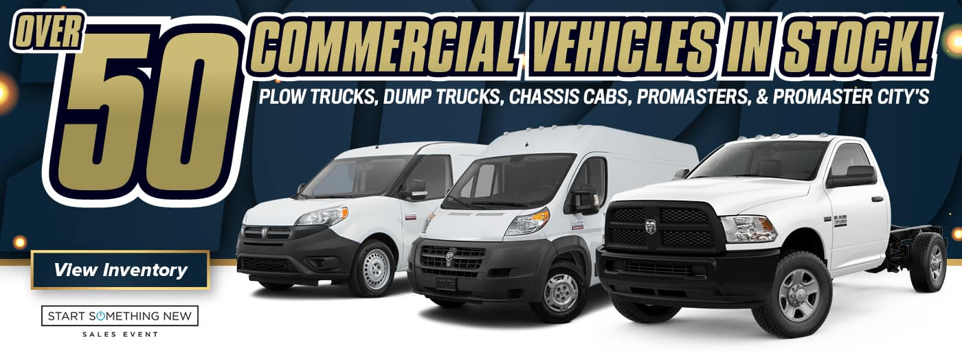 Commercial Vehicle Special in Madison, OH