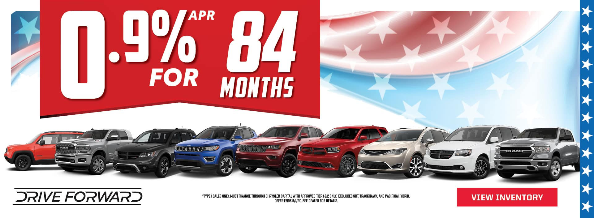 0.9% APR for 84 Months in Madison, OH