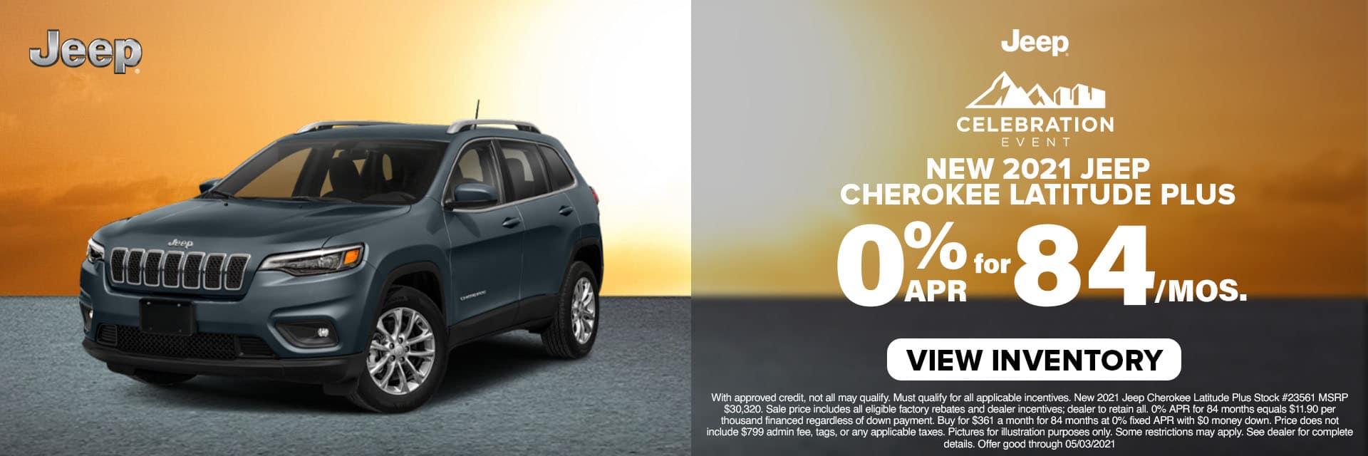 CLCP-April 2021-2020 Jeep Cherokee