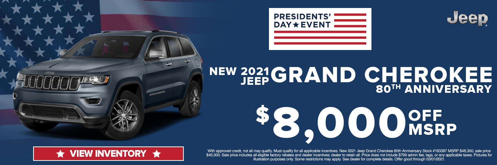 CLCP-February 2021-2021 Jeep Grand Cherokee