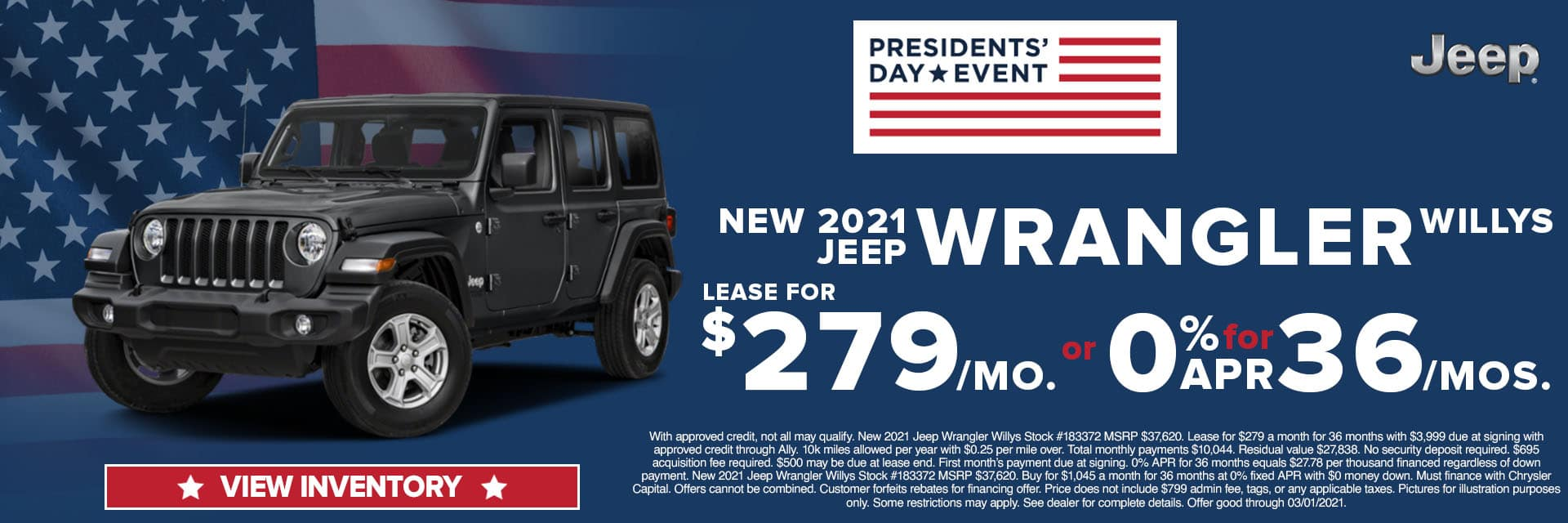 CLCP-February 2021-2021 Jeep Wrangler