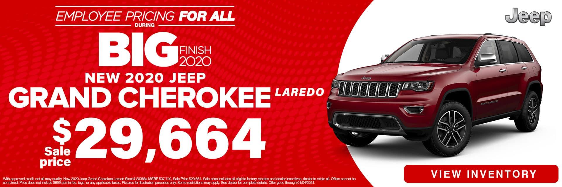 CLGO-December 2020-2020 Jeep Grand Cherokee