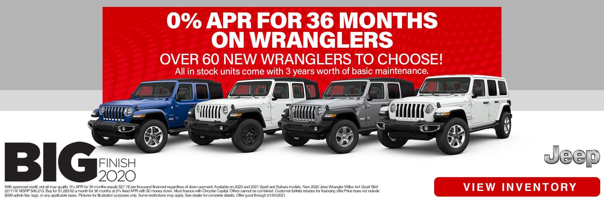 CLGO-December 2020-2020 Jeep Wrangler