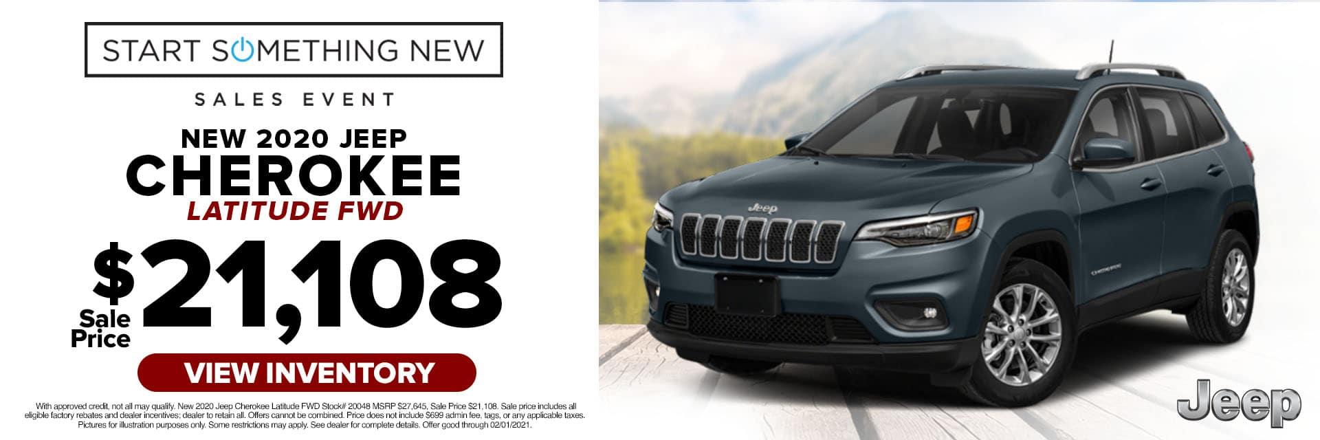 CLGO-January 2021-2020 Jeep Cherokee