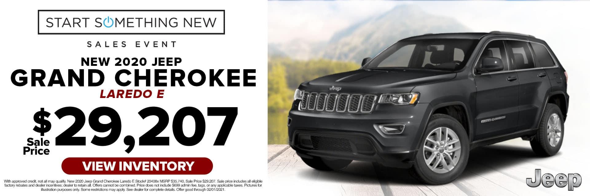 CLGO-January 2021-2020 Jeep Grand Cherokee