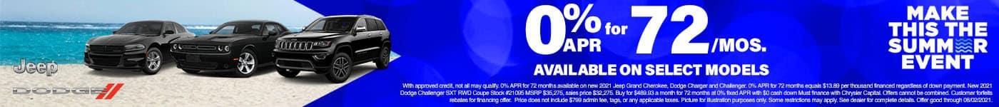 CLGO-July 2021-Finance Offer SRP Banner