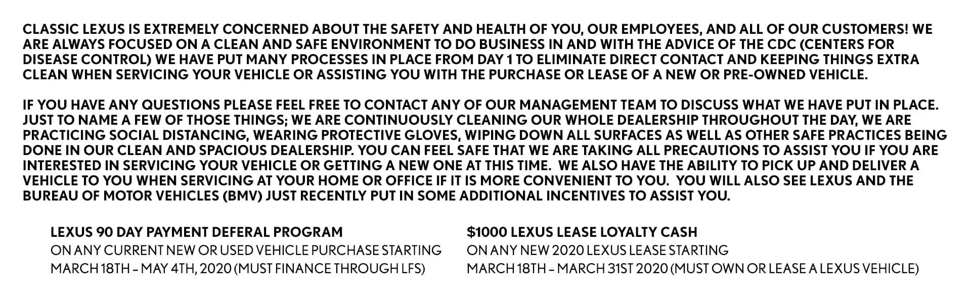 Classic Lexus Cares
