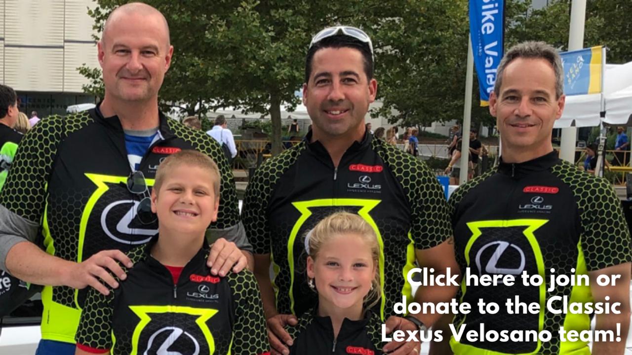 Classic Lexus Velosano Donation