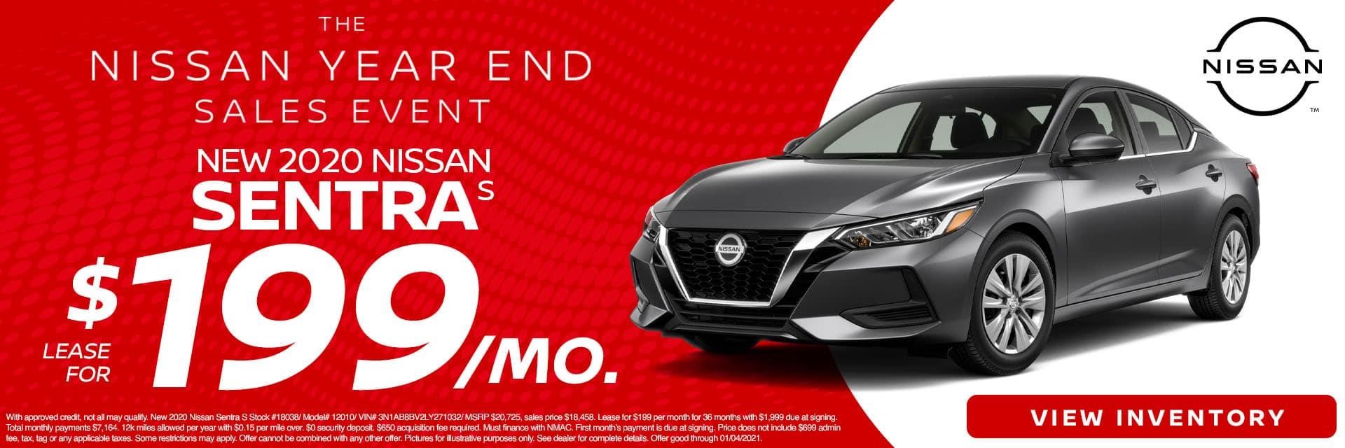 CNSN-December 2020-2020 Nissan Sentra