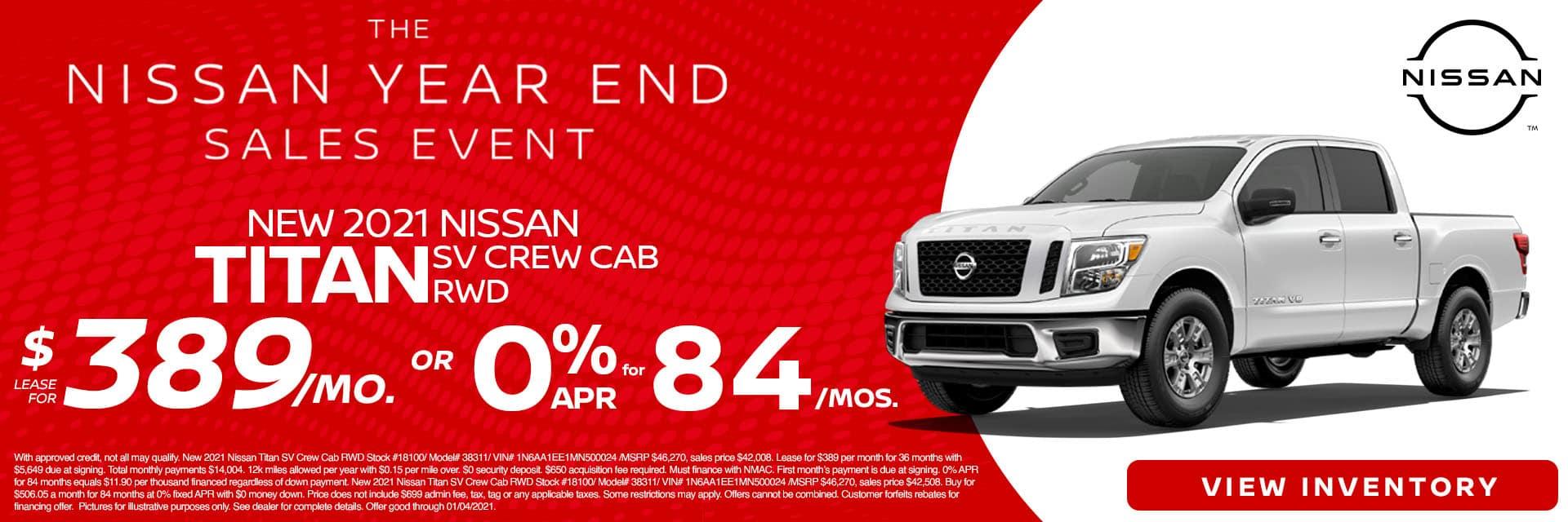 CNSN-December 2020-2020 Nissan Titan