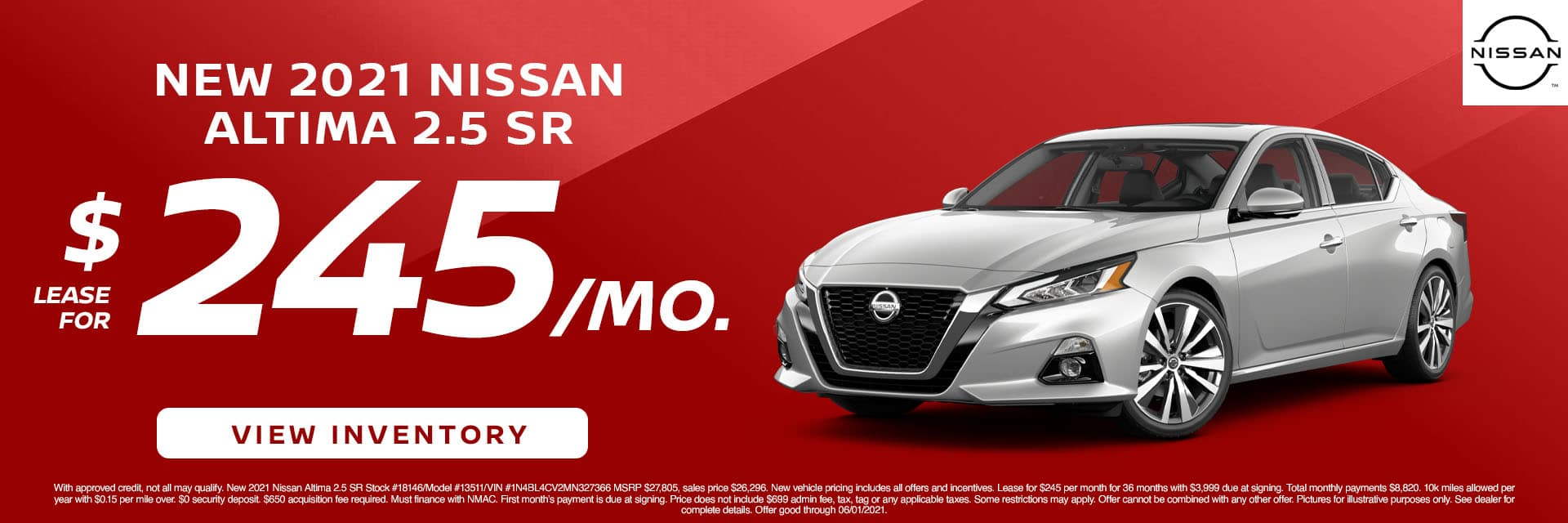 CNSN-May 2021-2021 Nissan Altima