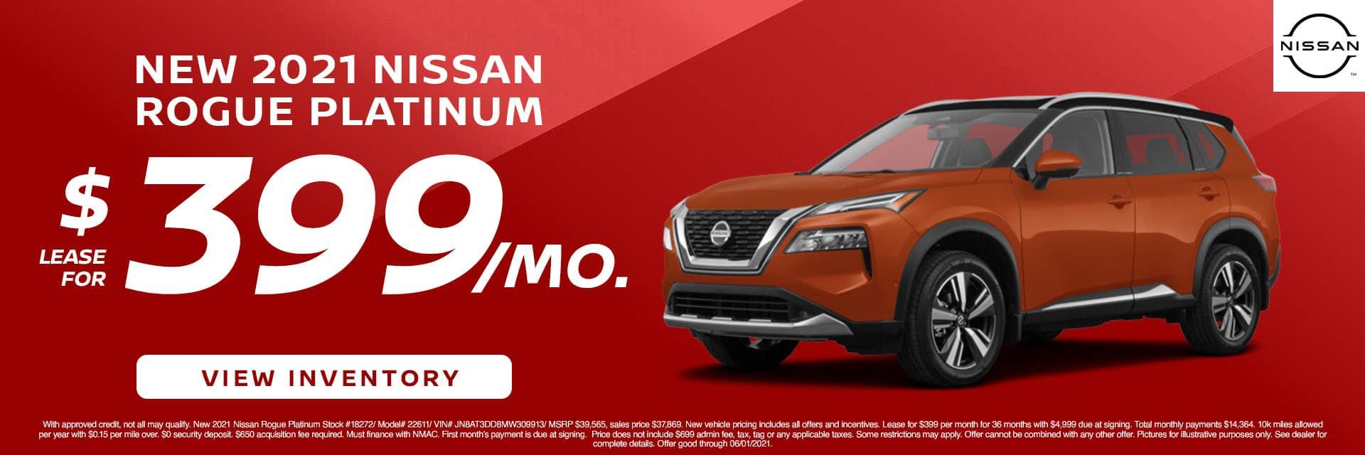 CNSN-May 2021-2021 Nissan Rogue