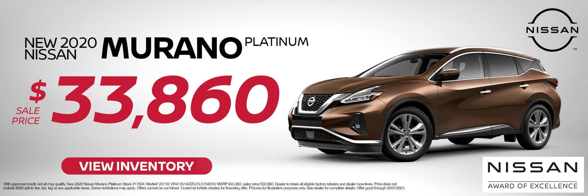 1CNSN-January 2021-2020 Nissan Murano