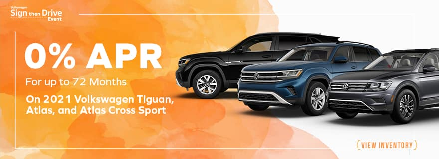 0% APR for up to 72 Months on Select Models