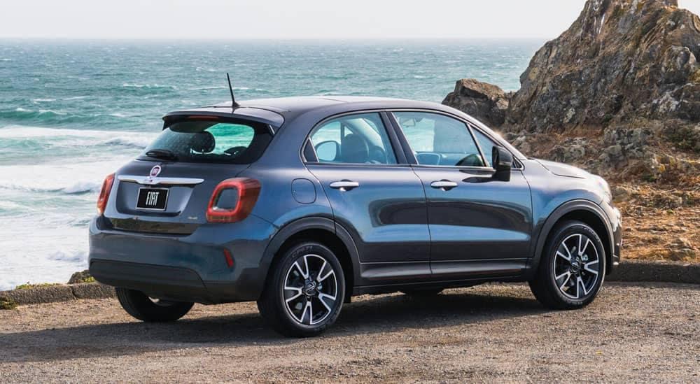 2019 Fiat 500X