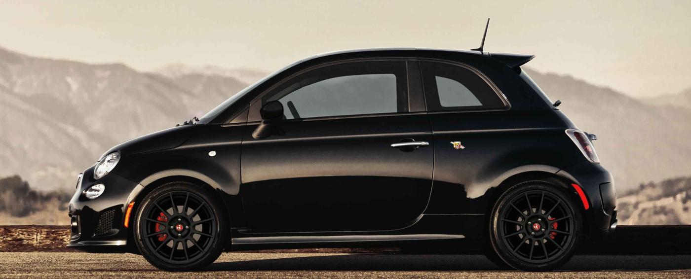 2019 FIAT 500;