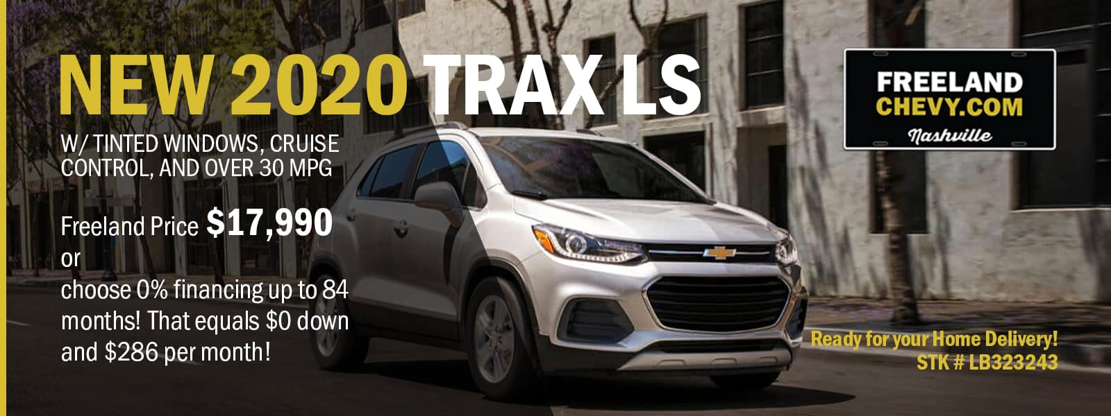 2020 Trax Special