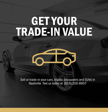 Get your trade-in value