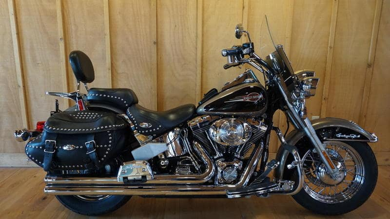 Pre-Owned 2005 Harley-Davidson Softail Heritage Softail Classic FLSTC