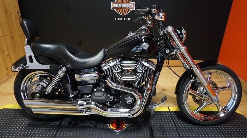 Pre-Owned 2016 Harley-Davidson Dyna Wide Glide FXDWG