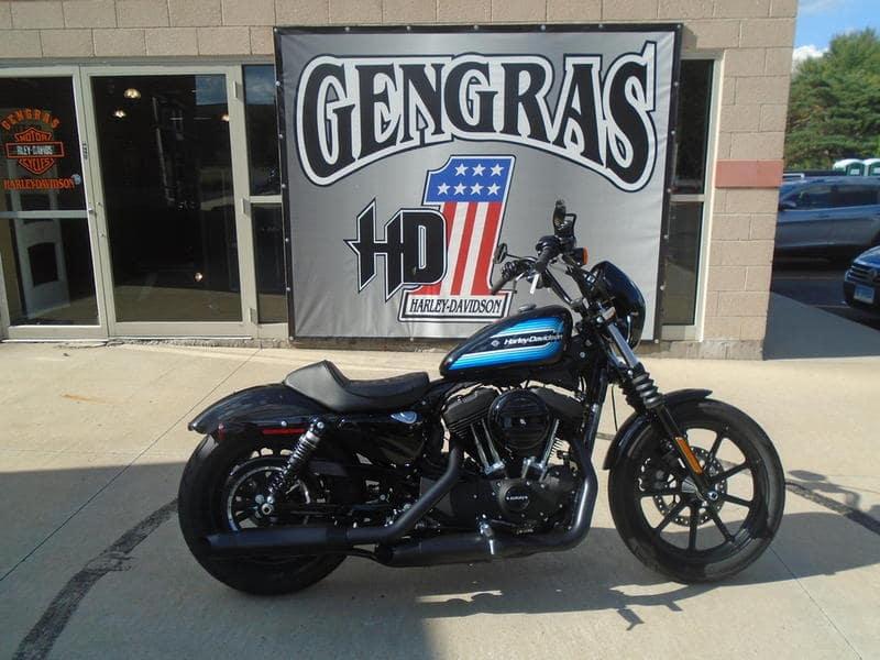 New 2019 Harley-Davidson Sportster XL1200NS