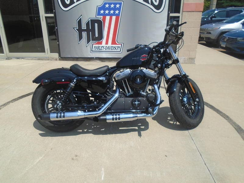 New 2019 Harley-Davidson Sportster Forty Eight XL1200X