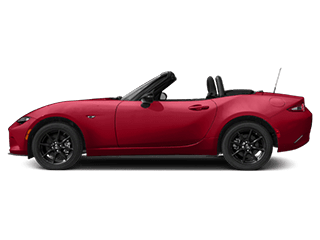 Side view of the Mazda MX-5 Miata