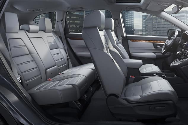 2020 Honda CR-V Hybrid Comfortable Seats