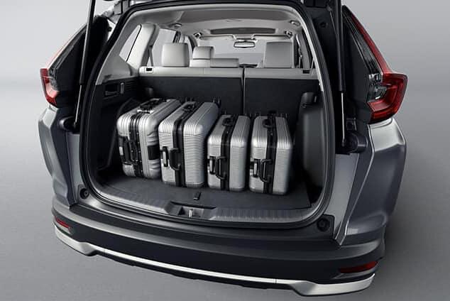 2020 Honda CR-V Hybrid 2020 Honda CR-V Trunk