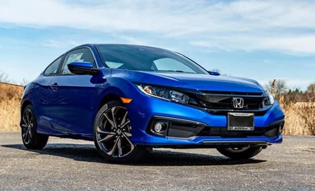 2019 Honda Civic Coupe Sport CVT