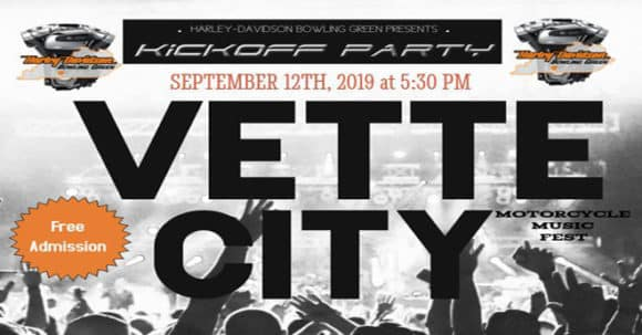 Vette City Kickoff Party