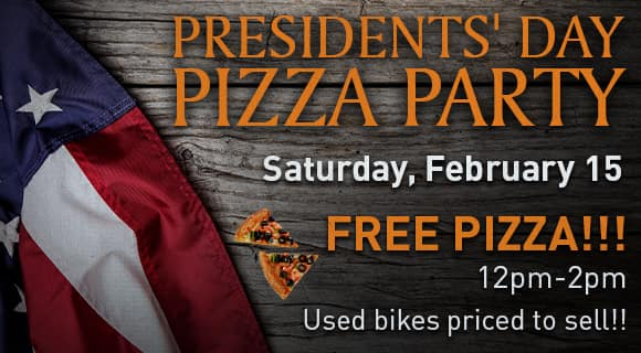 pizza party, february 15