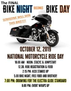 Final Bike Night